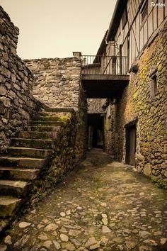 Miranda del Castañar, Sierra de Francia, Salamanca