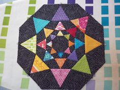 The first block (after pressing!) | Flickr - Photo Sharing!