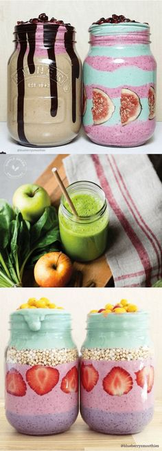 Good Healthy Food Ideas: Healthy Smoothies - food, healthy, recipes