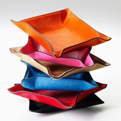 Vide poche in camel | Luxury Gifts & Homeware, Furniture, Interior Design, Bespoke