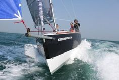 Day Boat Aviateur 5.70 Chantiers Pichavant Loctudy