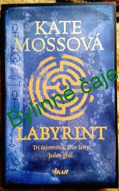 Labyrint - Kate Mossová Cover, Books, Movie Posters, Livros, Libros, Film Poster, Livres, Book, Film Posters
