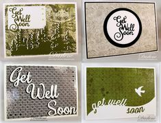 Dar's Crafty Creations: Cards for a friend . . .