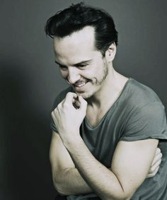 Andrew Scott - Irish actor most known in the United States for his portrayal of Sherlock arch-nemesis Moriarty on the BBC hit series. Scott is gay.