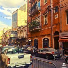 Old is Gold! Gemmayze area By @catkhoury #WeAreLebanon  #Lebanon #WeAreLebanon