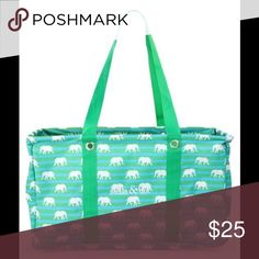 Spotted while shopping on Poshmark: Stella & Dot Elephant Collapsible Tote! #poshmark #fashion #shopping #style #Handbags