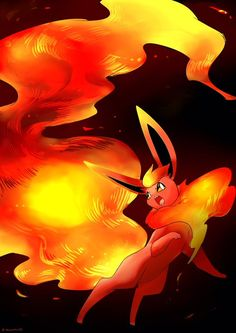 Awesome Flareon