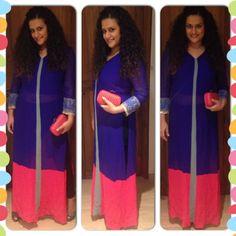 Manish Malhotra tunic #colourblocking #casualchicstyle #casual #chic #style #indian