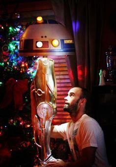 """Solo para conocedores. """"Una historia de Navidad"""" versión Star Wars"""