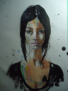 beautiful, I have to start painting again.......