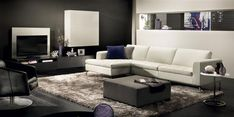 Savoy Sectional Sofa by Natuzzi Italia