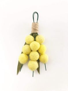 Our delightful Australian Wattle Sprigs will bring a modern touch of the Australian bush to any room in your home. They also make a gorgeous addition to an Aust Australian Christmas Tree, Christmas Decorations Australian, Aussie Christmas, Handmade Christmas Decorations, Christmas Tree Themes, Tree Decorations, Christmas Crafts, Christmas Ornaments, Xmas