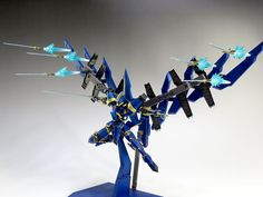 1/144 Graze Forueden [Orazaku 2016] - Custom Build     Modeled by 青銀