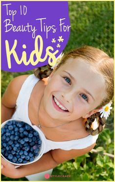 Top 10 Beauty Tips For Kids  #Kids #beauty #tips