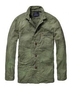 French farmers jacket by Scotch & Soda