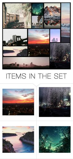 """""""But wherever I go, I'll be looking for you"""" by heartandsoul ❤ liked on Polyvore featuring art"""