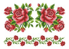 Karolink's scheme to buy KFO 4033 in World of the Embroidery online store Cross Stitch Heart, Beaded Cross Stitch, Cross Stitch Flowers, Cross Stitch Embroidery, Tatting Patterns Free, Beading Patterns, Embroidery Patterns, Cross Stitch Designs, Cross Stitch Patterns