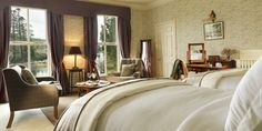 Ballynahinch Castle Hotel - west of Galway. 2017 specials: midweek special for about 450 Euro for 2 nights with 1 dinner. 450 Euro, Castle Hotels In Ireland, Castle Rooms, Hotel Specials, Superior Room, Luxury Escapes, Double Room, Traditional Bedroom, Guest Room