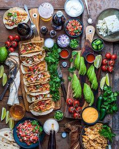 Taco Friday. #EatDelicious