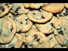 CHOCOLATE CHIP COOKIE RECIPE! - YouTube