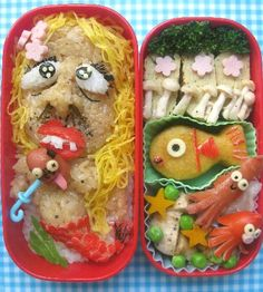 きも弁 japanese gross lunch box