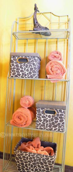Here is a treasury of pretty storage solutions for around the house...