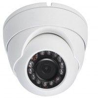 HAC-HDW1100M/28 720P HD-CVI Fixed Lens Dome Camera (White)