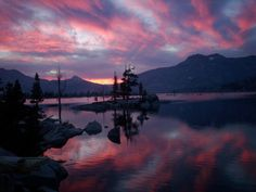 Wish List: Lake Aloha, Desolation Wilderness, Colo.