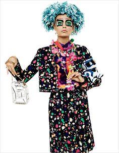 Natasha Poly for Vogue Japan by Giampaolo Sgura