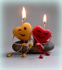 Valentine's Day Romantic Candle Decoration Ideas Candle Art, Candle Lanterns, Diy Candles, Scented Candles, Romantic Candles, Beautiful Candles, Good Night Sweet Dreams, Nighty Night, Light My Fire