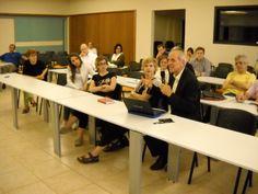 L'intervento del prof. Benedetto Gui, dell'Istituo Universitario Sophia, chiude i lavori del congresso