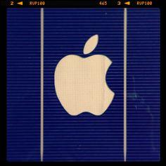 Apple going green