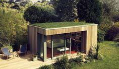 Bureau de Jardin : tout savoir sur les bureaux de jardin design, éco-responsables...: Galerie photos de Bureaux de Jardin -1