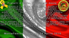 """Francesca Petretti""""Tutti insieme... nessuno indietro.... noi stiamo con i Marò ....e voi?"""""""