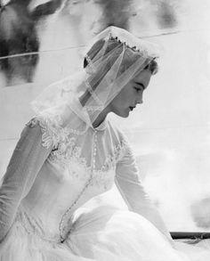 """romyschneider: """" Mon premier amour, 1955 """""""