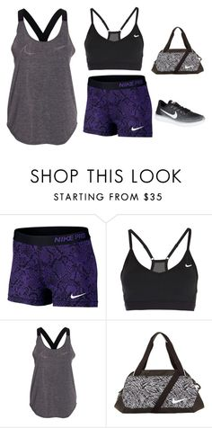 """Untitled #63"" by aly267 on Polyvore featuring NIKE"