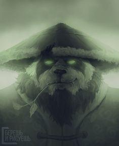 ArtStation - World of warcraft heroes portret, Adel Khanov