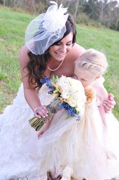 Bridal hair and makeup. Flower girl hair.  www.puresalonandspa.net  https://www.theknot.com/marketplace/salon-pure-flowery-branch-ga-875125