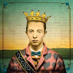 Maggie Taylor | Alice's Adventures in Wonderland | Between yourself and me