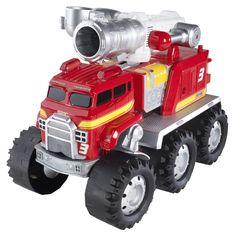 Matchbox's Smokey the Fire Truck
