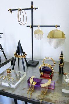 Maria Francesca Pepe, AW'13 collection at LFW
