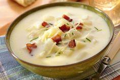 Cheddar, Potato & Bacon Chowder - Sargento.com