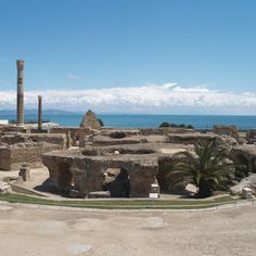 In what country are the ruins of Carthage? Tunisia! The ruins of Carthage are just 15 km north of Tunis. It is one of the main tourist attractions of Tunisia.
