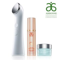 The Genius Ultra uses ultrasound waves to increase the amazing results that you are already seeing from using Arbonne skin care!  Available for pre-order - ships in June! You won't want to wait a minute longer!