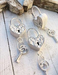 Love locks and keys!!!