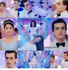 Hairstyles For Gowns, Kartik And Naira, Kaira Yrkkh, Mohsin Khan, Pakistani, Dressing, Indian, My Favorite Things, Couples