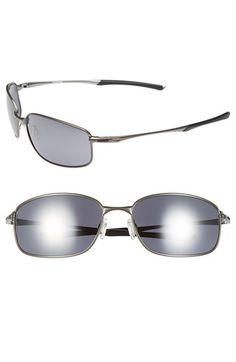 Men's Oakley 'Taper' 61mm Sunglasses - Cement