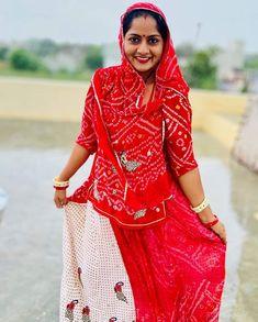 Rajasthani Dress, Saree Models, Indian Beauty Saree, Photo Art, Desi, Future, Big, Dresses, Women