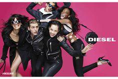 Diesel Spring/Summer 2015 Campaign