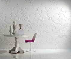 Full of modern opulence that revitalizes the golden age of Louis XIV, our #Versailles #IconicPanel in matte #white is undeniably #Parisian #BNIndustries